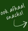 Ook afhaal snacks